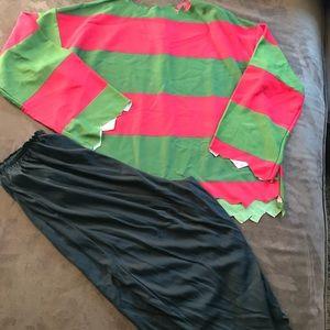 Other - Kids Freddy Krueger costume 🎃